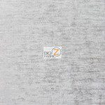 LOW PRICE CHENILLE FABRIC Dove Ivory