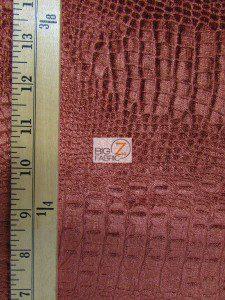 Low Price Alligator Chenille Fabric Measurement