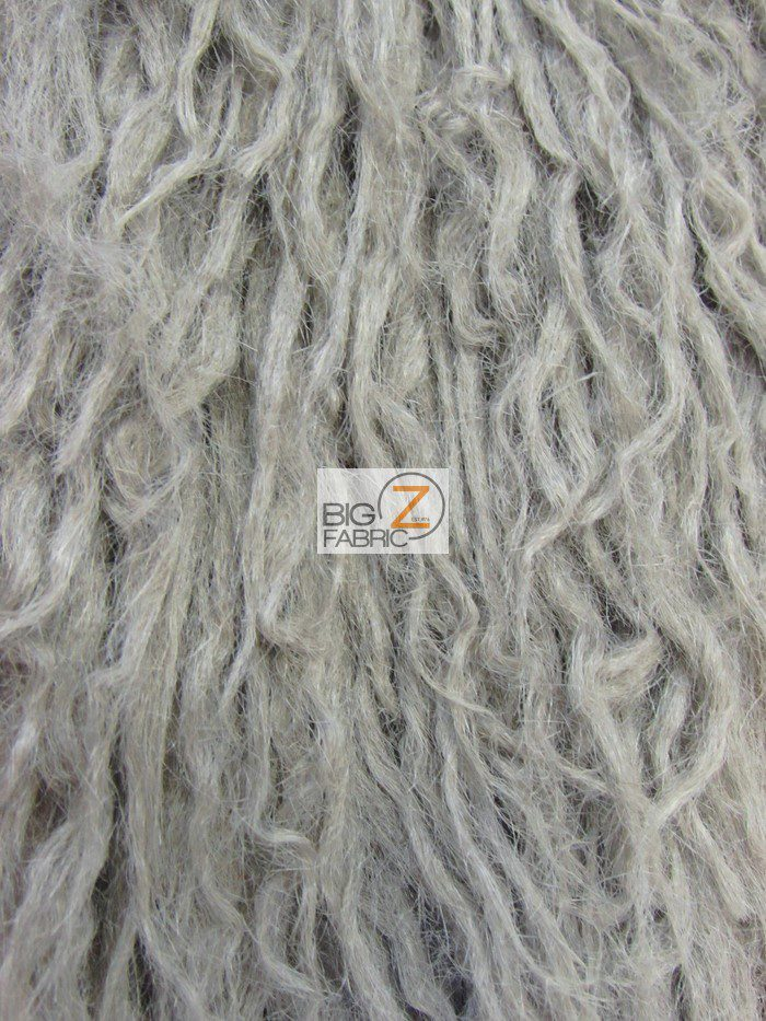Low Price Curly Alpaca Fur Fabric Low Priced Fabrics