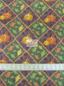 Blessings Whimsies And Wishes Pumpkins By Studio E Fabrics
