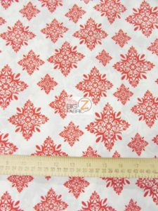 Season Greetings Red Shurikens By Windham Fabrics