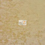 LOW PRICE CHENILLE FABRICEgyptian Gold