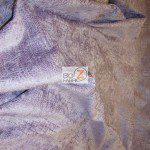 Low Price Alligator Chenille Fabric Lavender