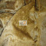 Low Price Alligator Chenille Fabric Peat