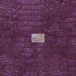 Low Price Alligator Chenille Fabric Royalty