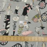 Low Price Alexander Henry A Ghastlie End Cotton Fabric