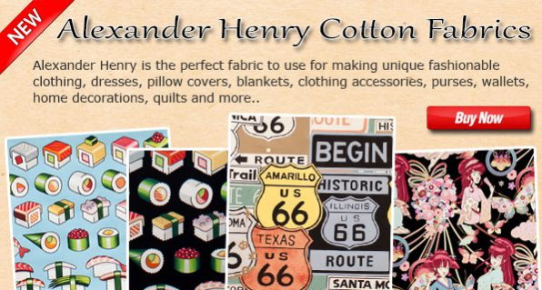 Alexander Henry Cotton Collection