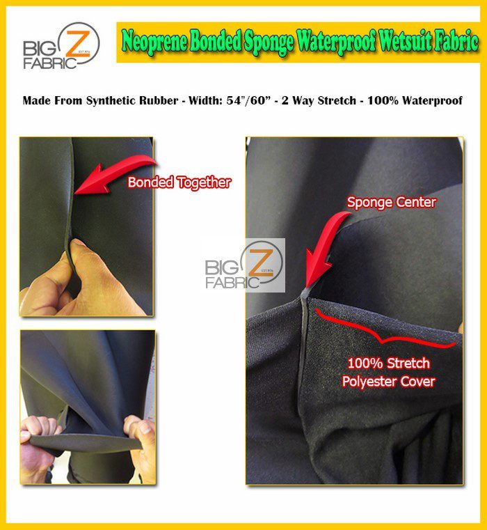 Low Price Neoprene Waterproof Wetsuit Fabric