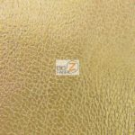 Low Price Arlind Distressed Vinyl Fabric Gold