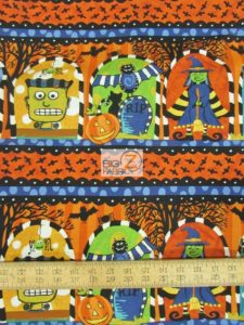 Not So Spooky Halloween Fright By In The Beginning Fabrics